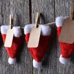 Santa Hats Advent Calendar