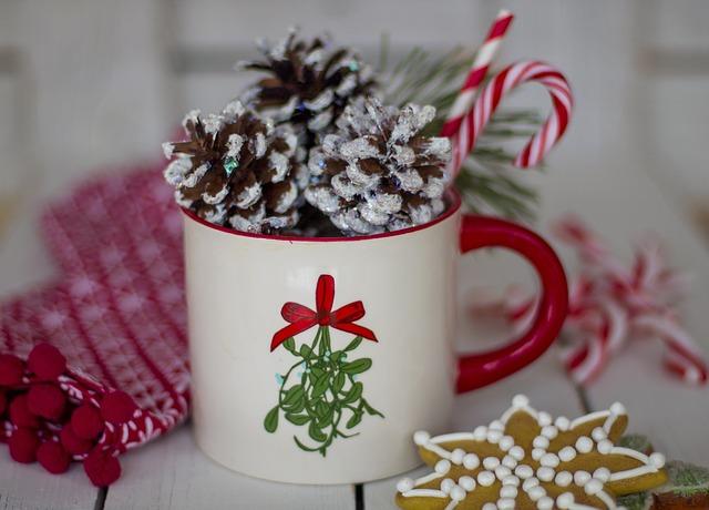 Christmas Mug - Kitchen Advent Calendar Fillers