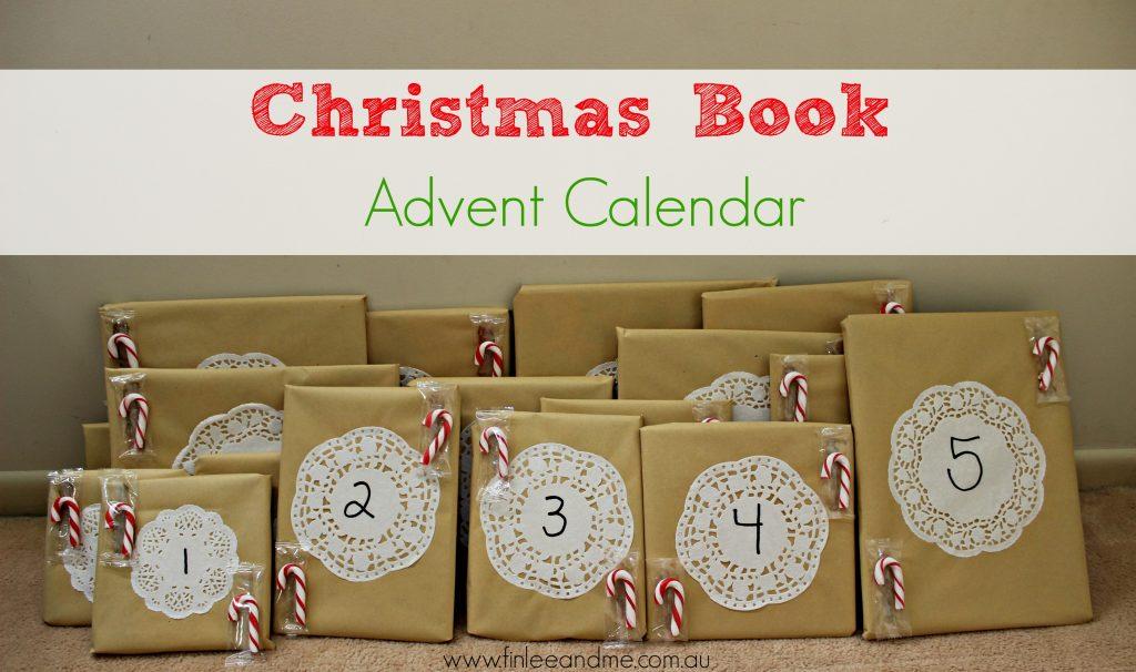 Finlee and Me Book Calendar