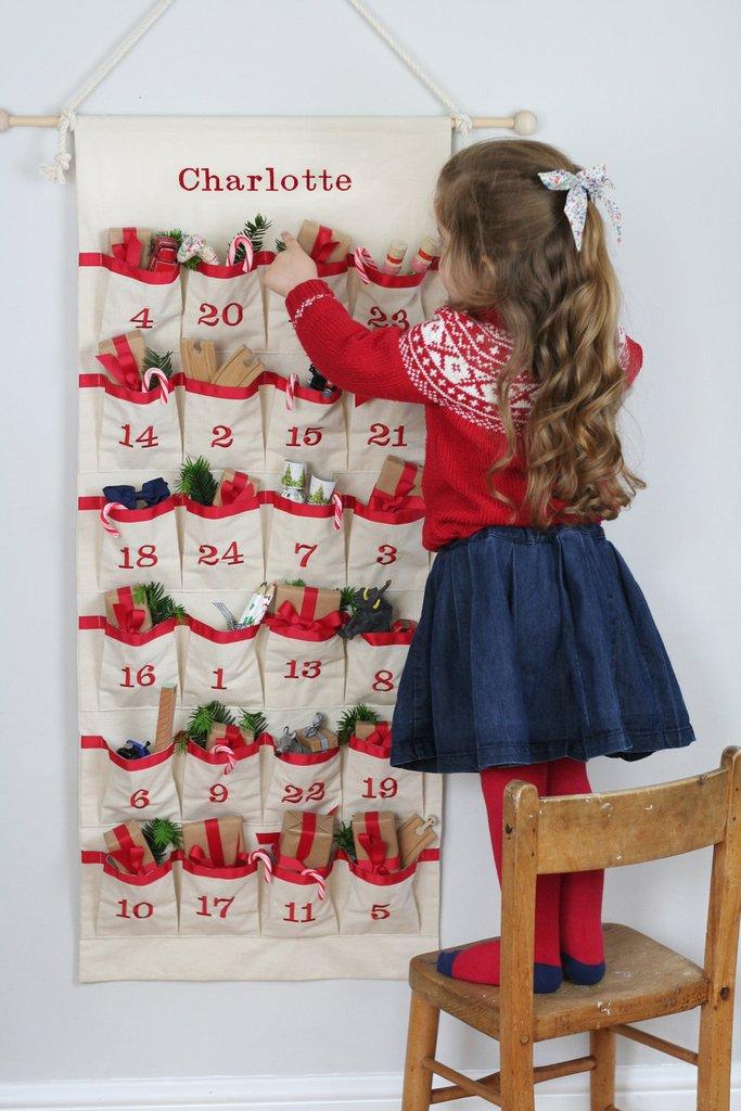 Hide & Seek Textiles Fabric Advent Calendar