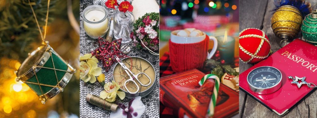 Selection of Festive Hobbies