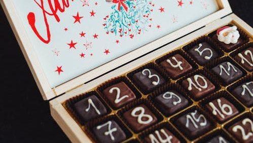 Chocolate Box Advent Calendar