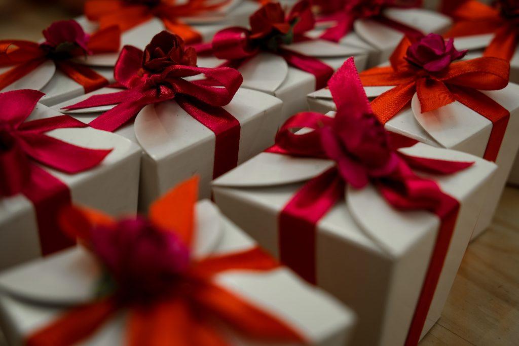 Identical Advent Parcels - Advent Calendar Fillers