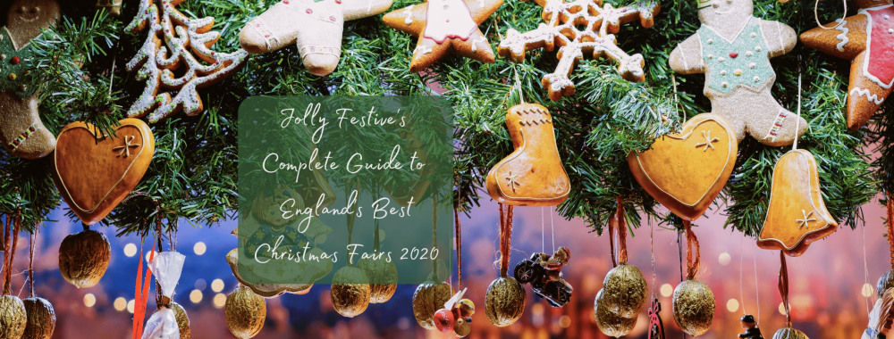 The Show Must Go On! Christmas Fairs in Covid England