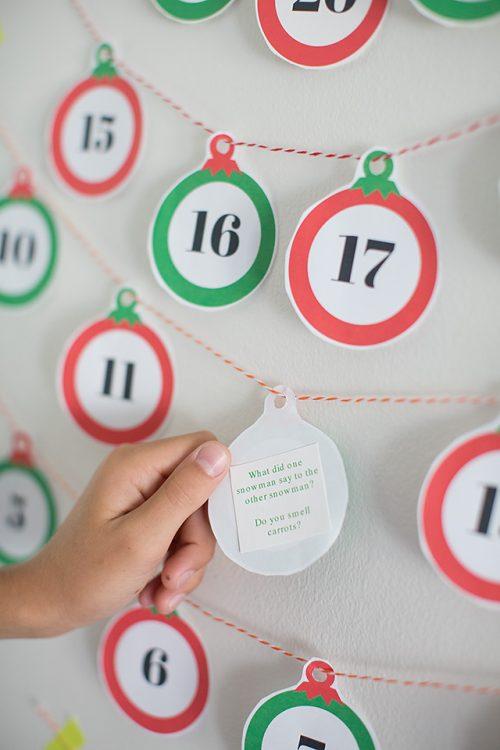 Modern Parents Messy Kids Jokes Calendar