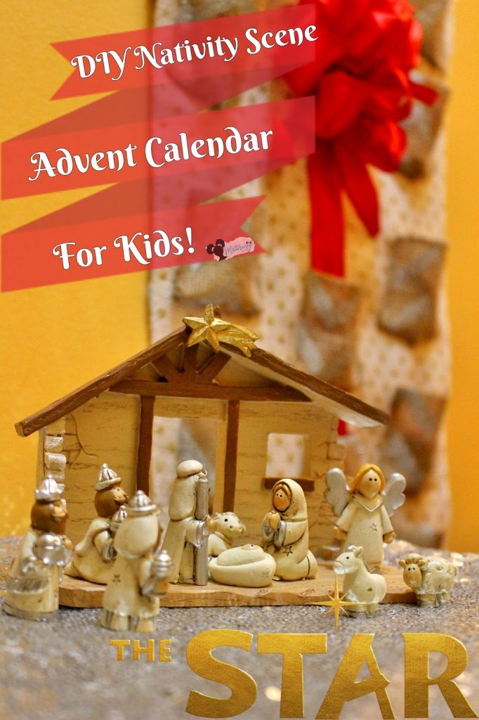 New Mommy Bliss Nativity Calendar