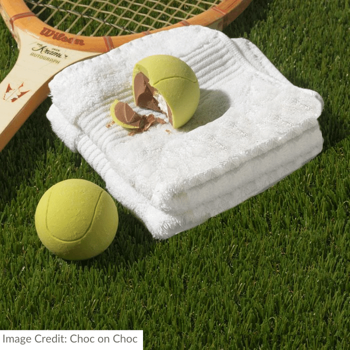 Choc on Choc Chocolate Tennis Balls