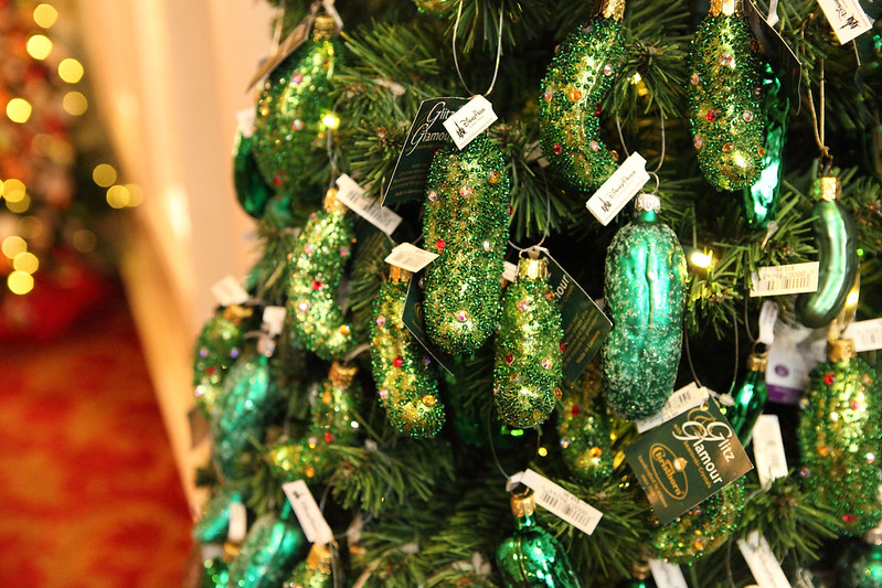 Christmas Pickle Ornaments