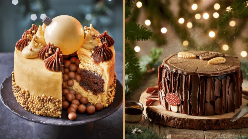 2020 Supermarket Christmas Desserts