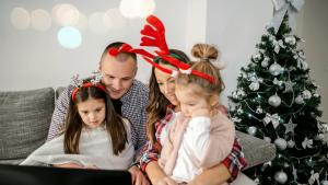 Family Virtual Celebrations for Christmas