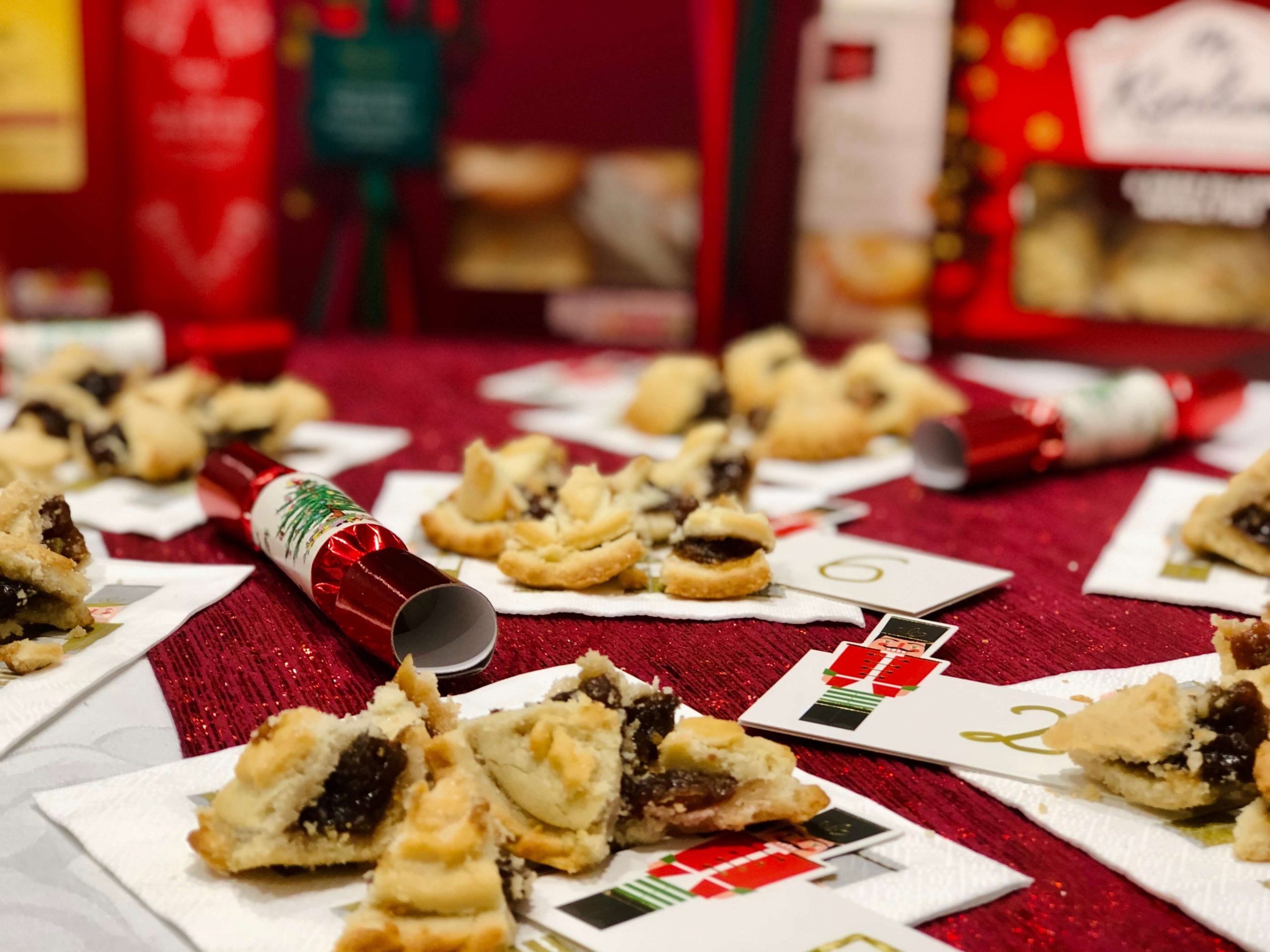 Host Your Own Mince Pie Taste Test Party
