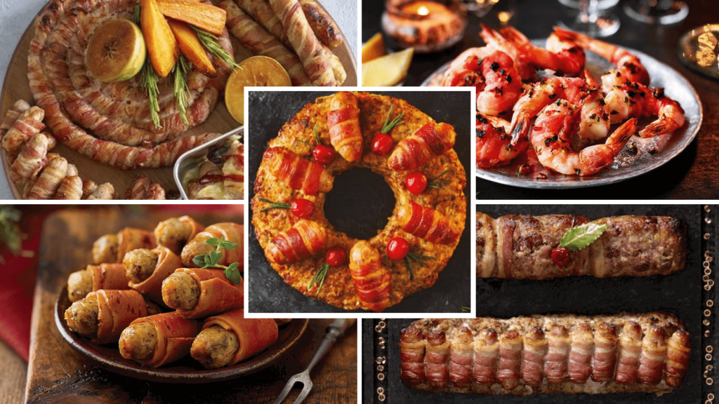 Pigs In Blankets 2020 Supermarket Christmas Selection