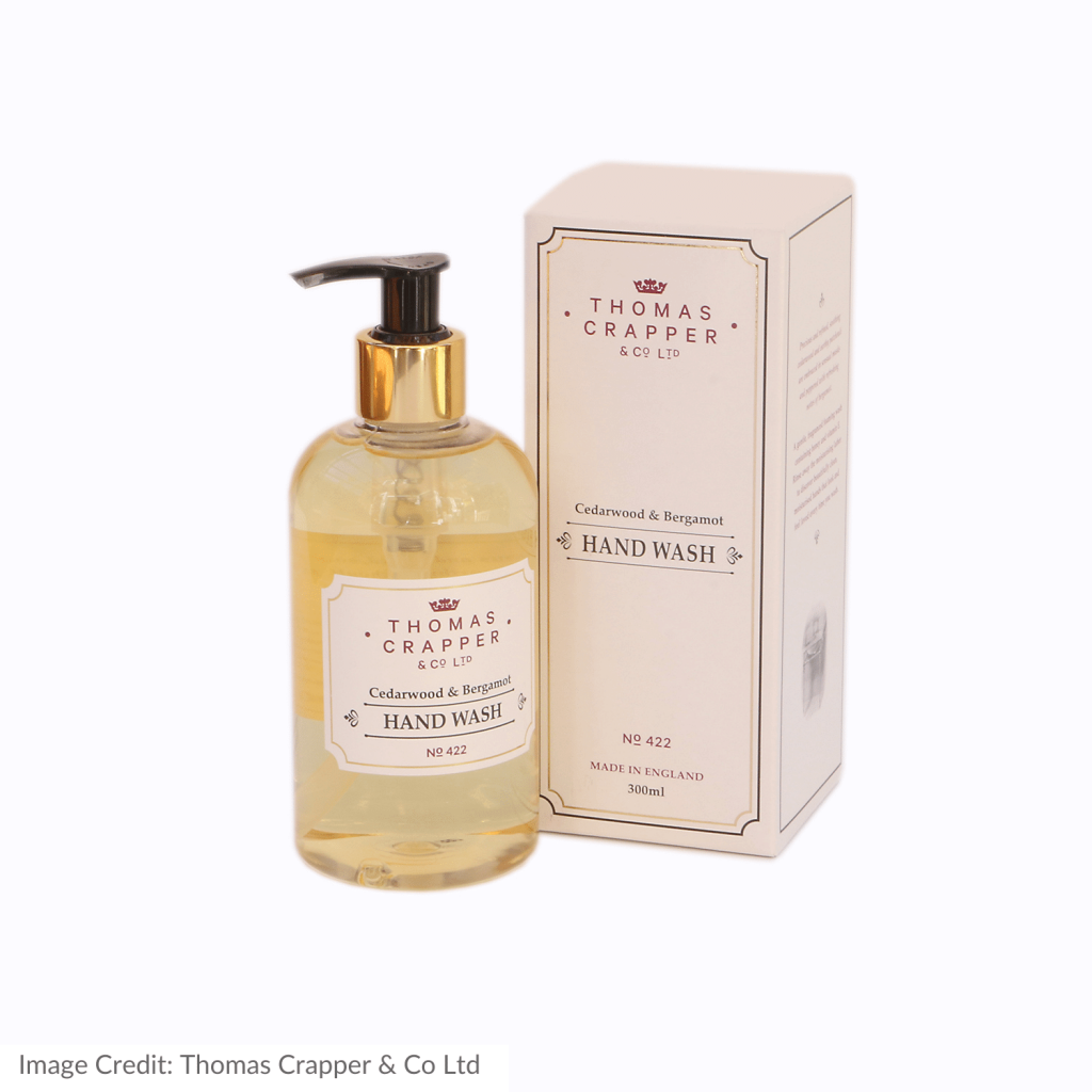 Thomas Crapper Hand Wash