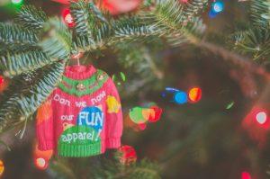 Christmas Jumper Ornament