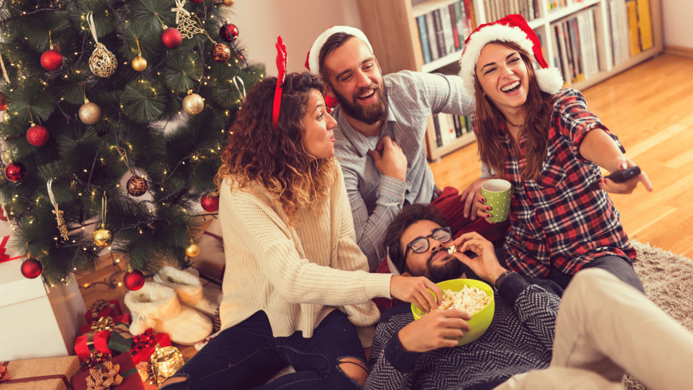 Festive Fun with Christmas Movie Bingo