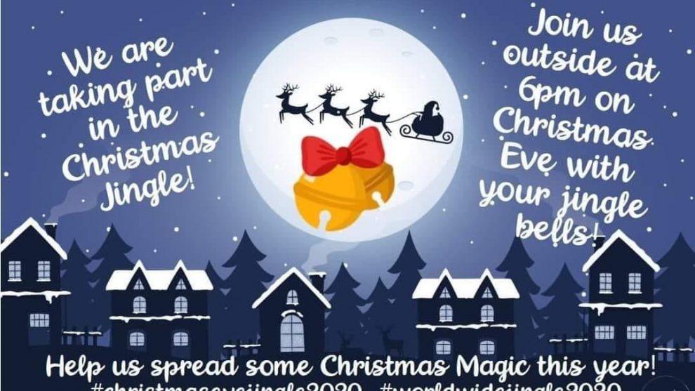Worldwide Christmas Eve Jingle