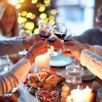 Christmas Dinner Shared