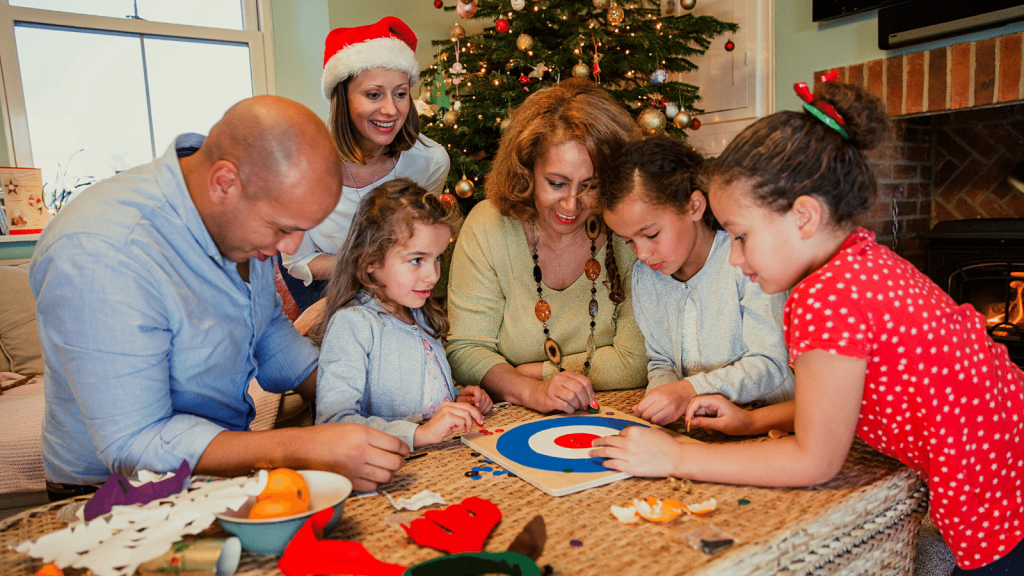 Christmas Family Games
