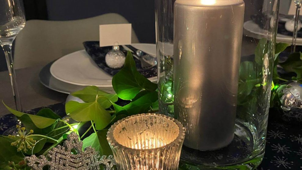 Top Tips for Christmas Table Decorations