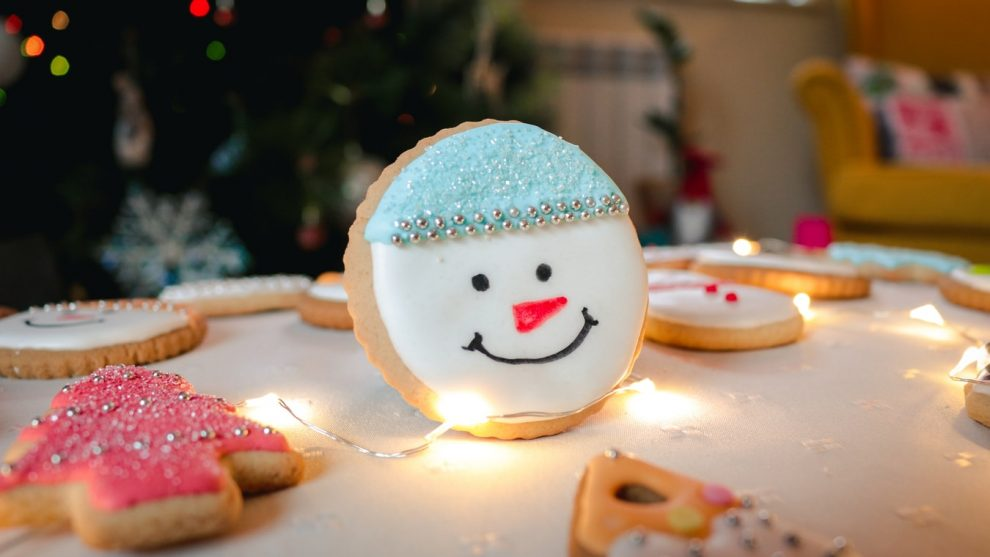 Easy Ideas for Decorating Christmas Cookies