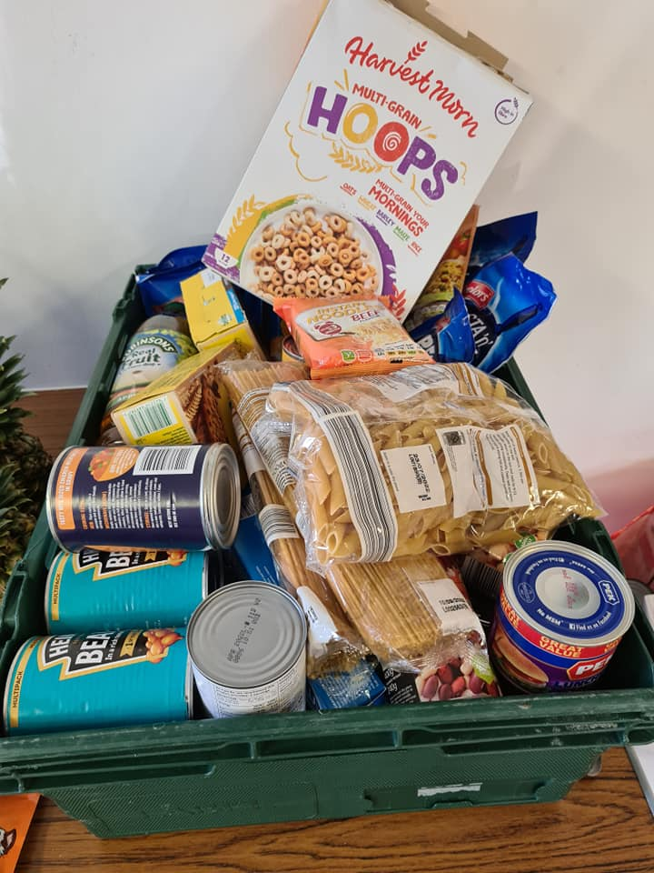 Foodshare Donations at Tasty Not Wasty