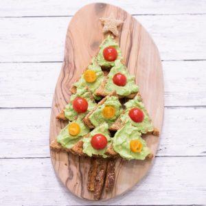 Jerry James Stone Avocado Christmas Tree