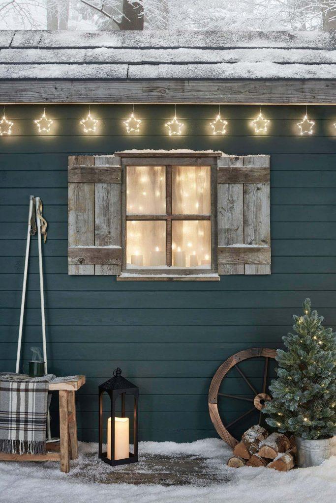 Lights4Fun Window Scene