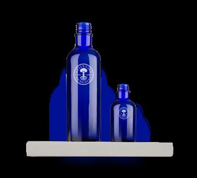Neal's Yard Remedies Blue Bottles