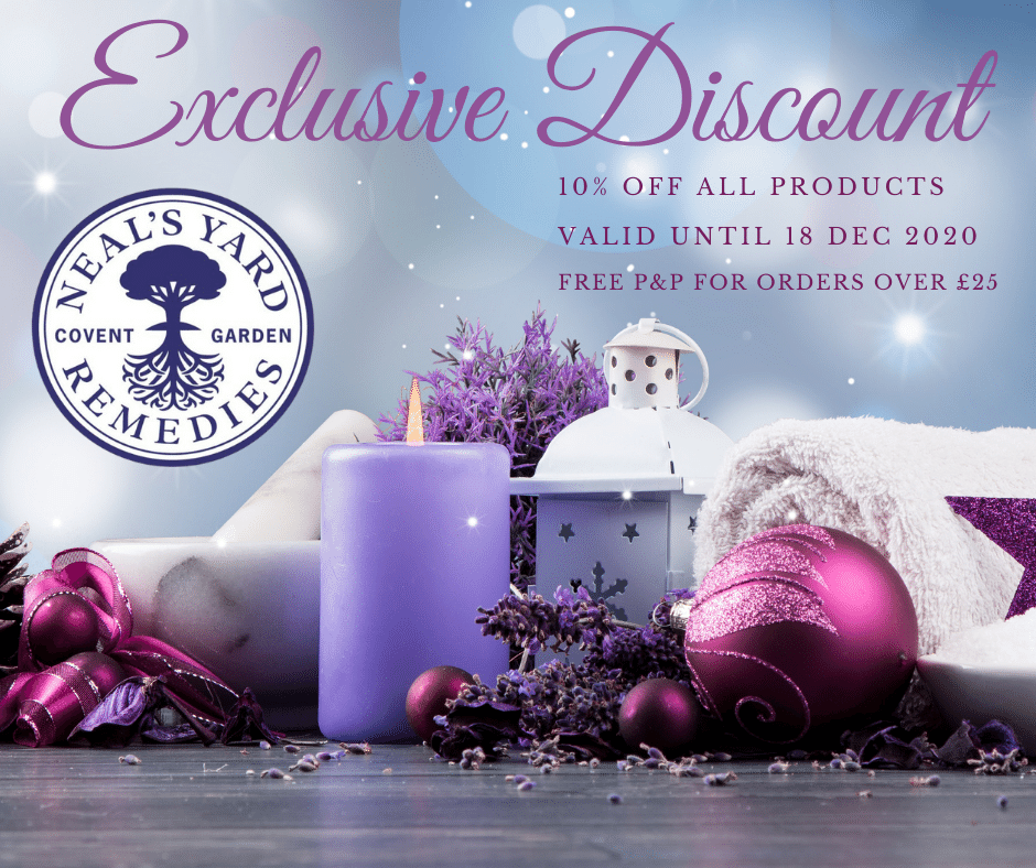 Neal's Yard Remedies Exclusive Discount