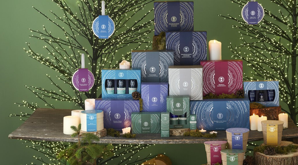 Christmas with Neal's Yard Remedies Gift Sets