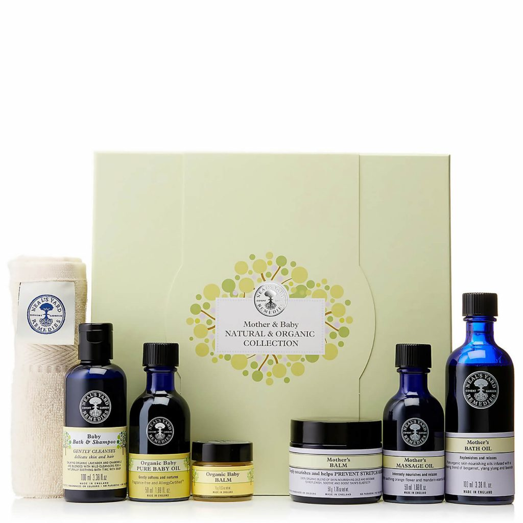 Neal's Yard Remedies Mother & Baby Organic Collection