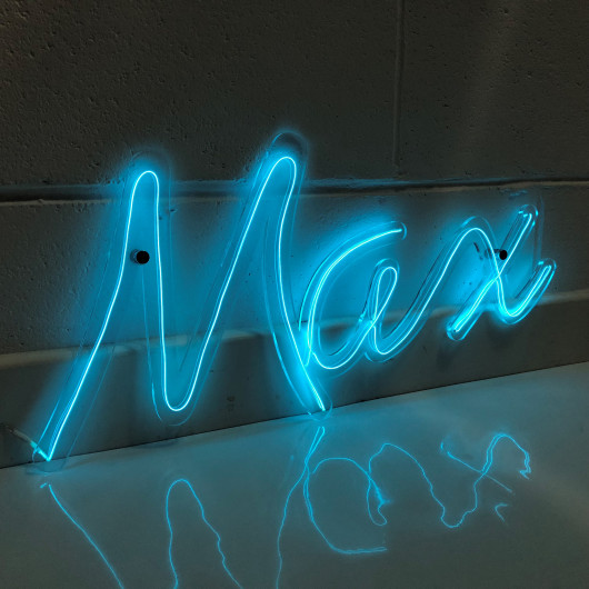 Perfect Personalised Gifts Any Name Neon Sign