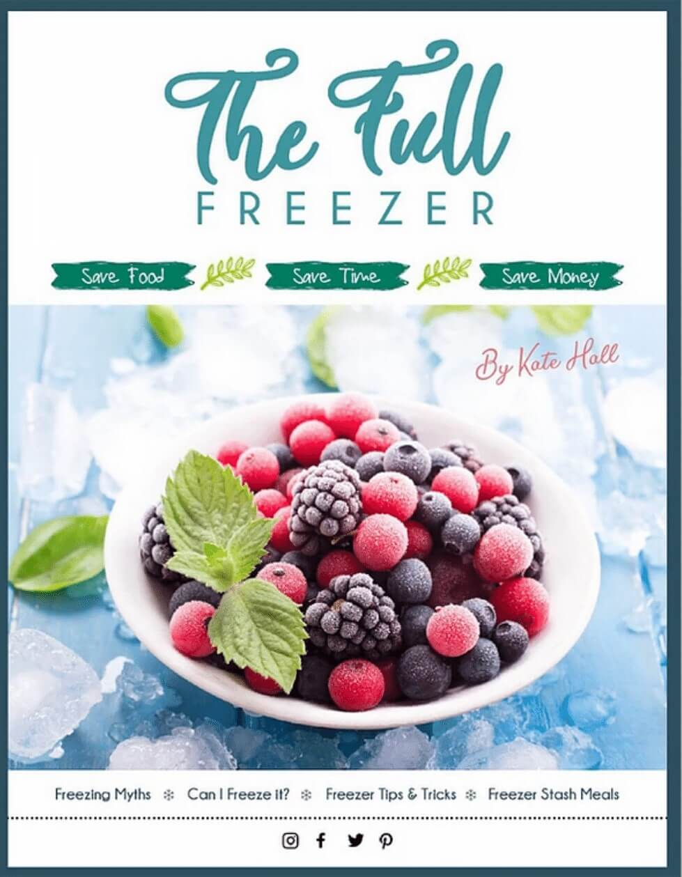 The Full Freezer E-Book