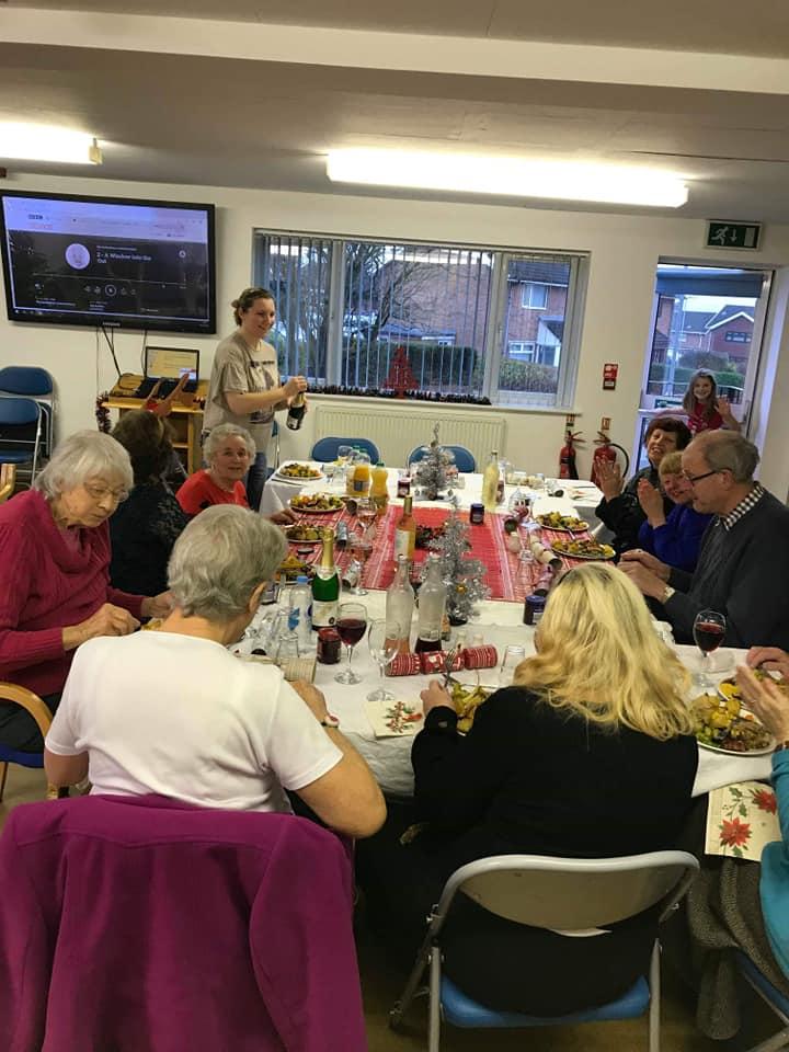 Cwmbran Community Christmas Dinner