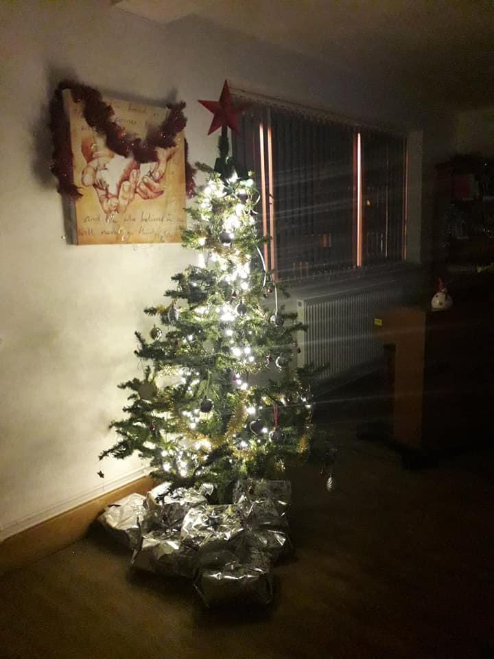 Cwmbran Community Christmas Tree