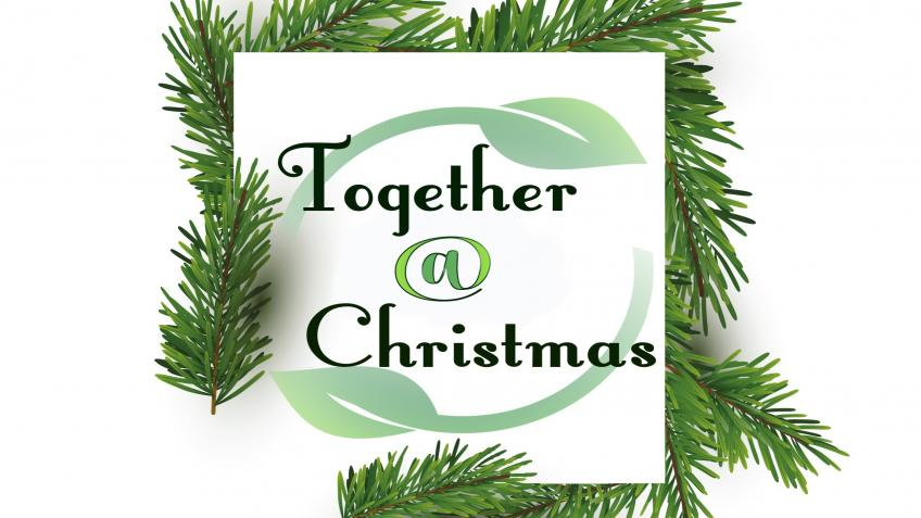 Together At Christmas Logo