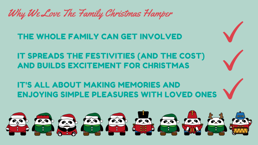 Why We Love The Family Christmas Hamper