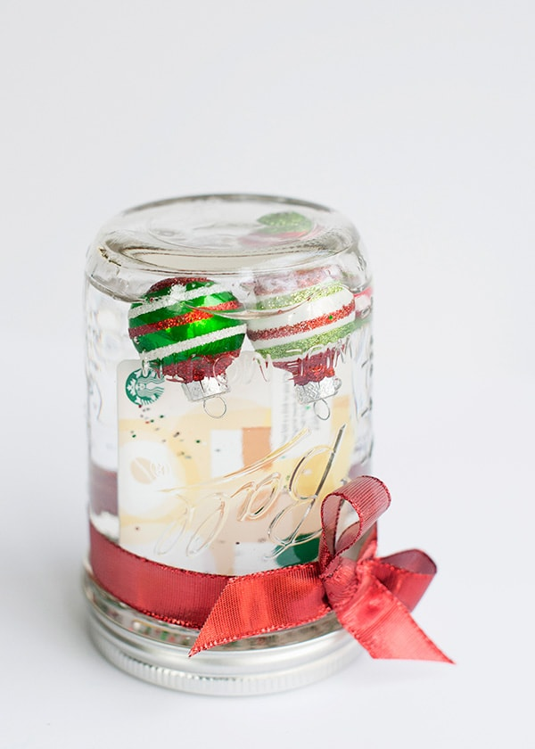 Baked Bree Snowglobe Gift Card