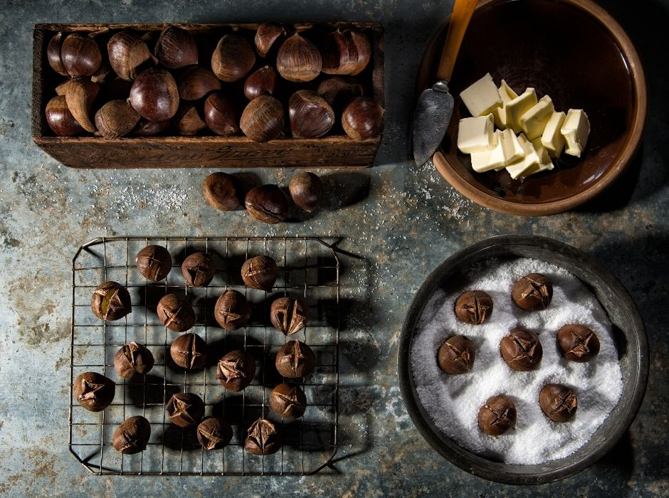 Chestnuts & Butter