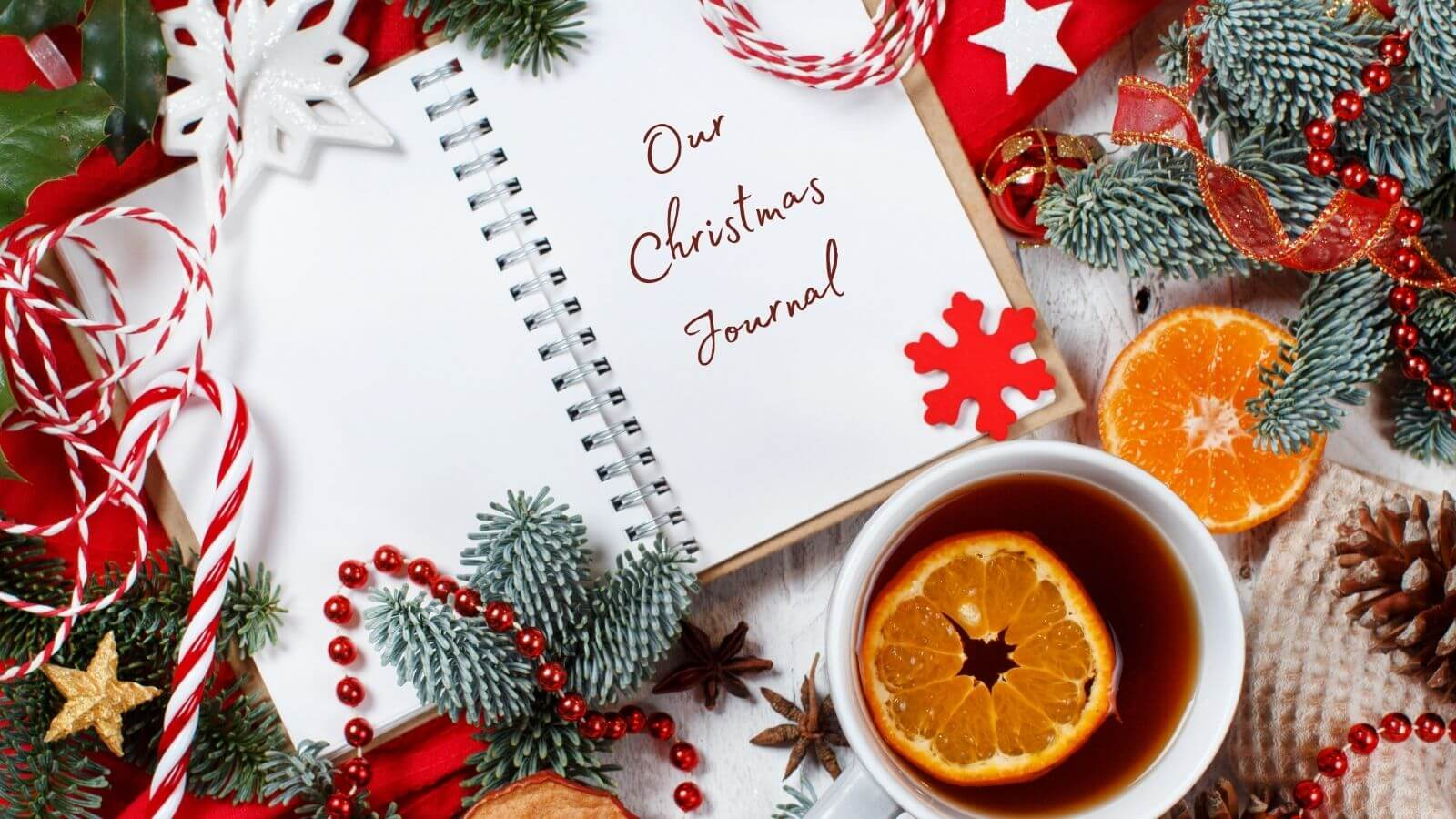 The Easiest (& Cheapest!) Family Heirloom: Our Christmas Journal