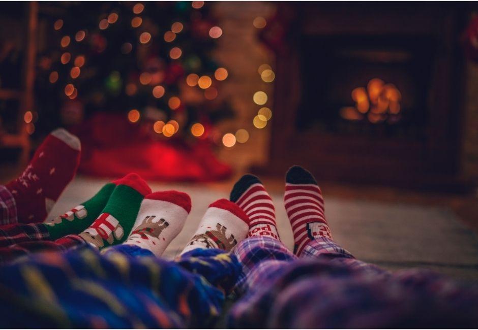 Christmas Pyjamas & Socks