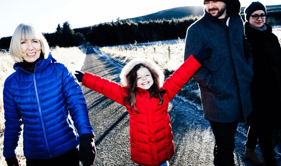 Jolly Festive Winter Walks