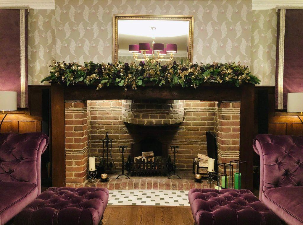 Fireplace Garland