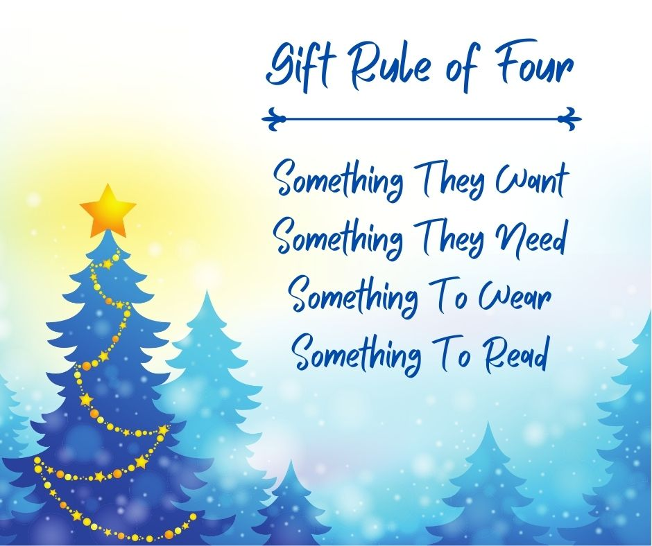 Gift Rule of Four