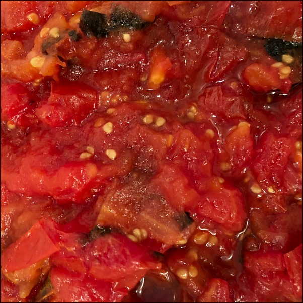 Mashed Up Mom Fire Roasted Tomatoes Crushed