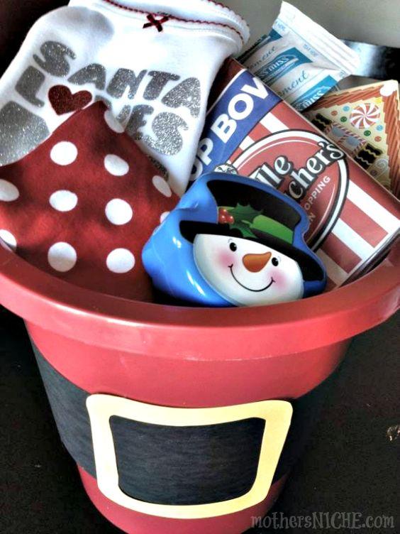 DIY Christmas Eve Bucket