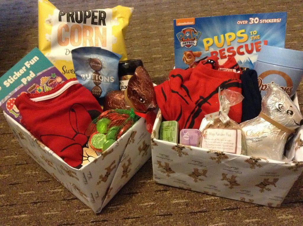 Mummy Memories Christmas Eve Box