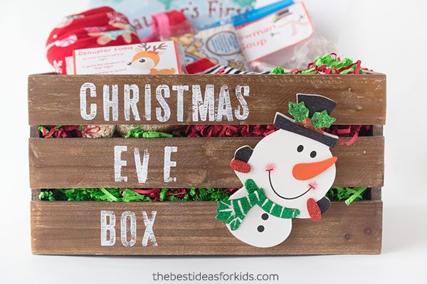 The Best Ideas for Kids Christmas Eve Box