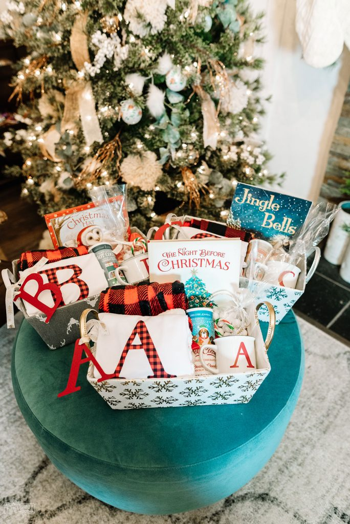 The DIY Mommy Personalised Christmas Eve Box