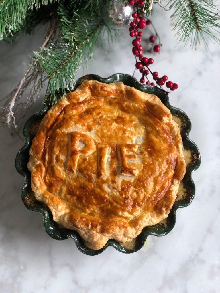 Ultimate Turkey Pie